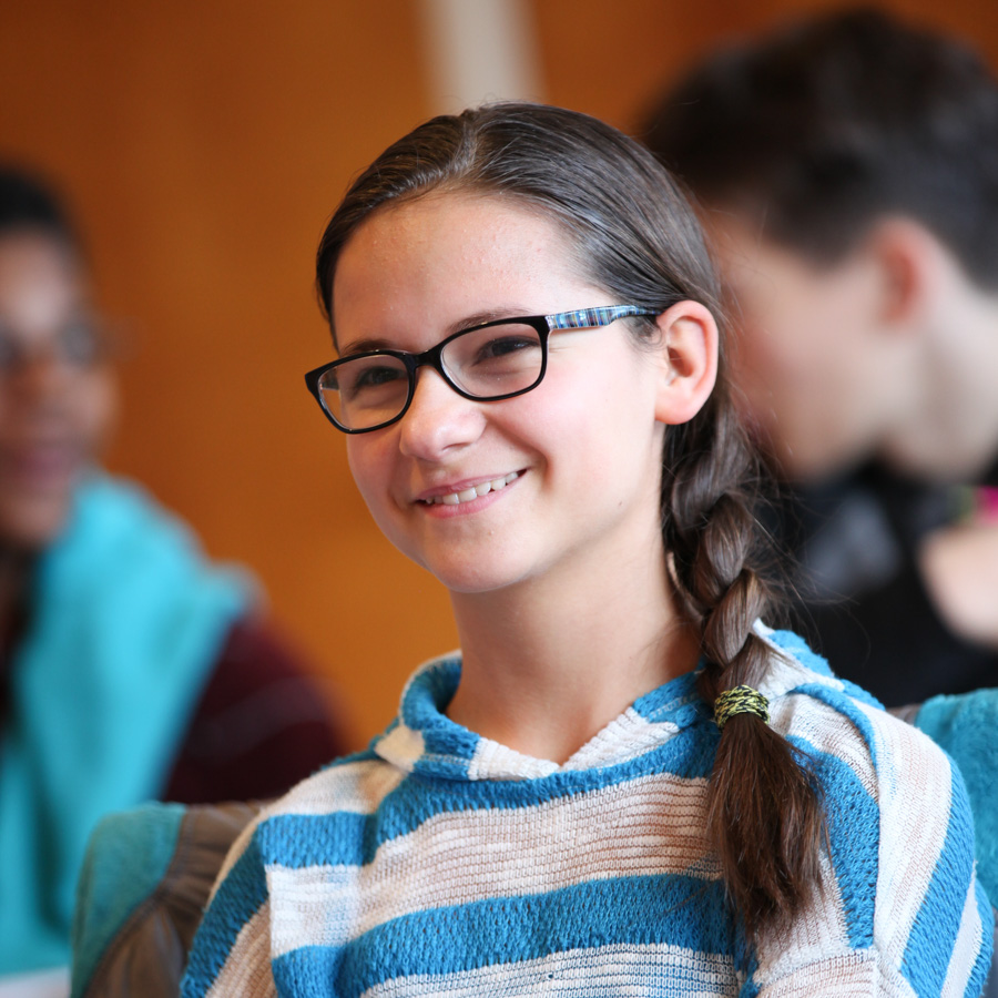 student-smiling